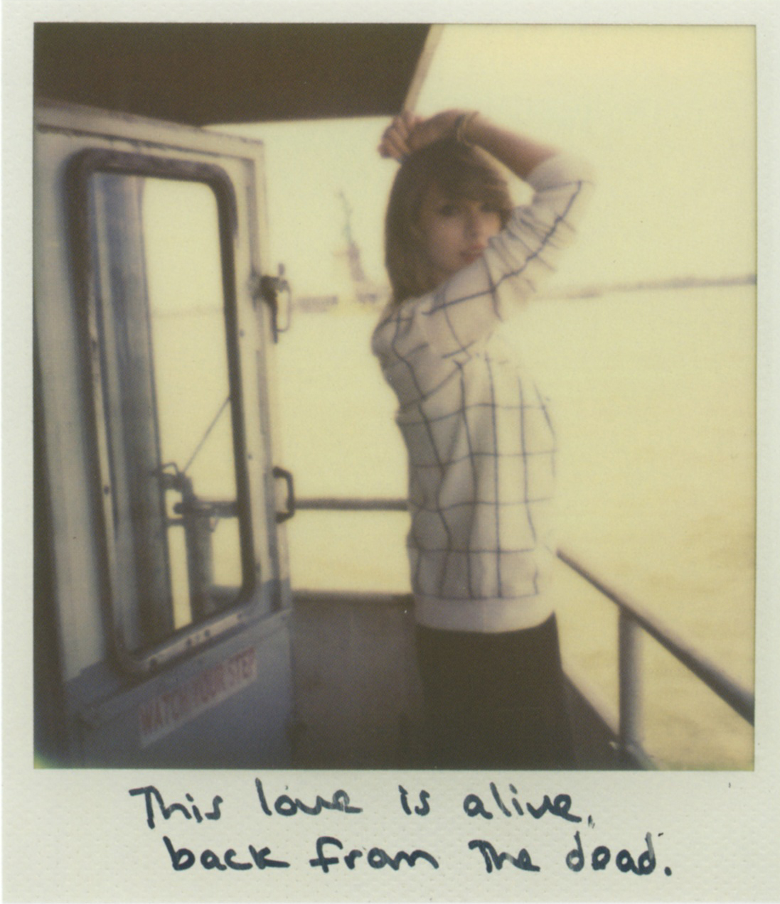 Taylor Swift this love