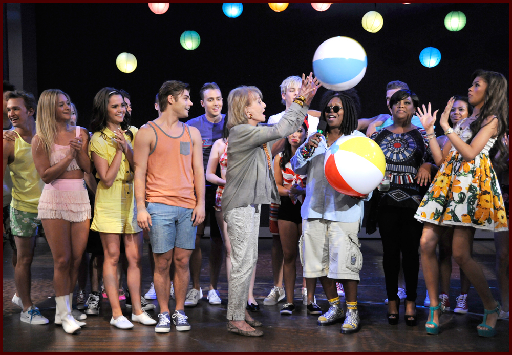 Hosts The Cast Of Teen 10