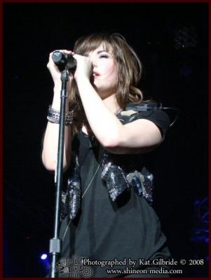 Contact Demi Lovato on Demi Lovato Rocks San Diego   Shine On Media