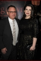 Bill Condon & Stephenie Meyer at the premiere of Breaking Dawn Part 1