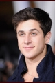 David Henrie at the premiere of Breaking Dawn Part 1