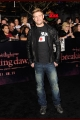 Trevor Donovan at the premiere of Breaking Dawn Part 1