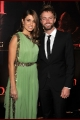 Nikki Reed & Paul McDonald at the premiere of Breaking Dawn Part 1