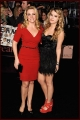 Melissa Joan Hart & Taylor Spreitler at the premiere of Breaking Dawn Part 1