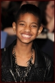 Willow Smith at the premiere of Breaking Dawn Part 1