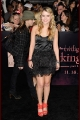 Taylor Spreitler at the premiere of Breaking Dawn Part 1