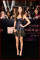Kelsey Chow at the premiere of Breaking Dawn Part 1