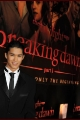 Booboo Stewart at the premiere of Breaking Dawn Part 1