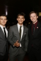 Brendan Thwaites with Student Filmmaker Winners