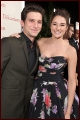 Daren Kagasoff & Shailene Woodley at the premiere of 'The Descendants.'