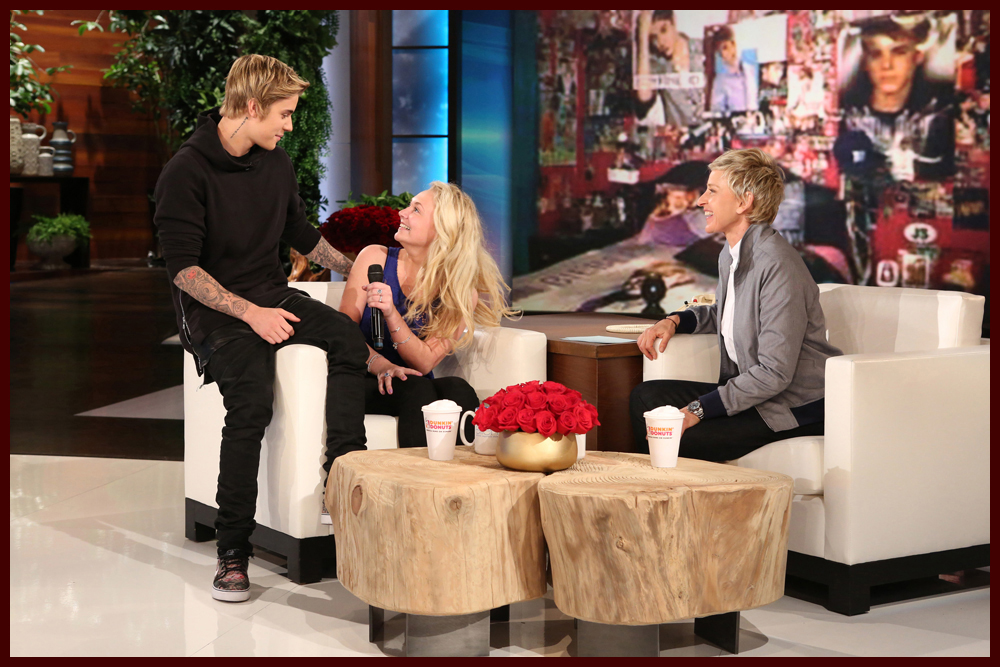 Shine On Media | Justin Bieber Gets a Big (& Hilarious