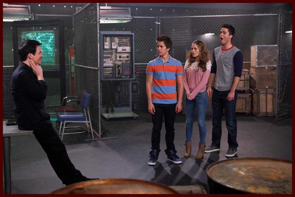 lab rats season 3 episode 12