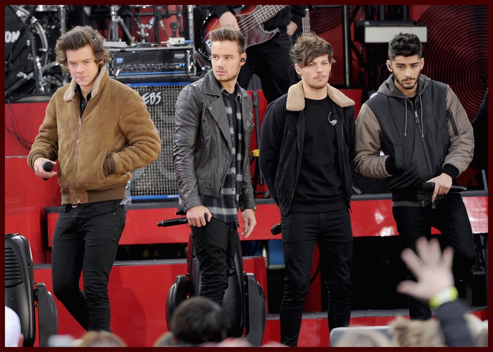 Zayn Malik November 2013 One Direction Rocks Go...