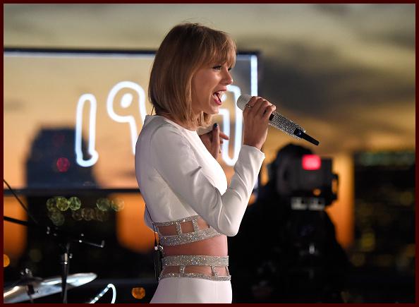 Shine On Media | Taylor Swift Lights Up New York City with Secret
