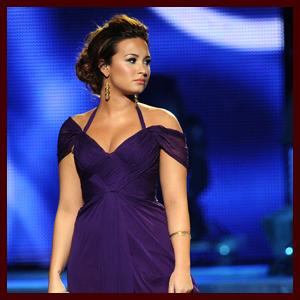 Demi Lovato Latin Grammys