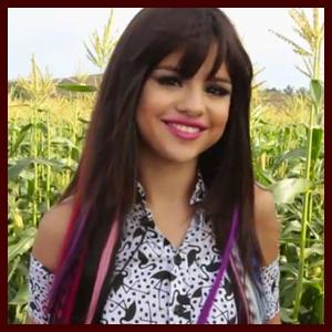 Selena Gomez Hit the Lights BTS