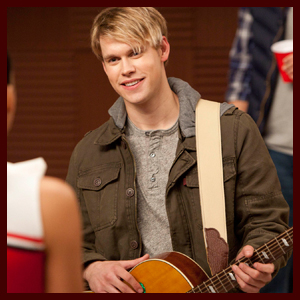 Chord Overstreet Glee