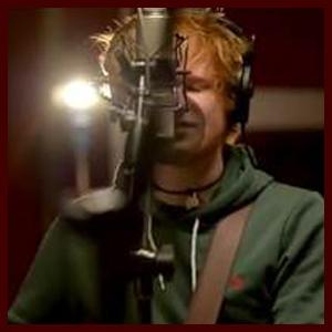 Ed Sheeran Captured In The Live Room Warner