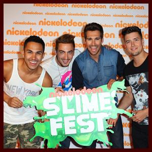 Big Time Rush Hang at Bondi Beach & Perform at Nickelodeon Slimefest 2013