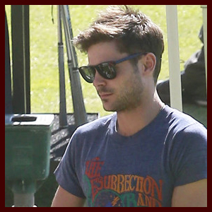 Zac Efron Celebrates 26th Birthday With Joe Jonas, Robert Pattinson & More