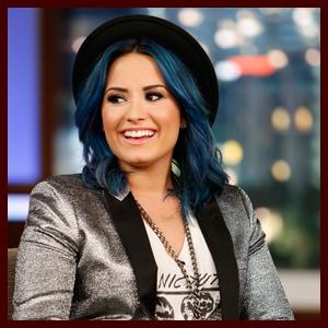 "Demi Lovato Talks Thanksgiving X Factor Performance & Calls Simon Cowell ""Boring"" on Jimmy Kimmel Live"