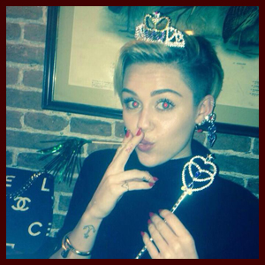 Miley Cyrus Announces BANGERZ Tour Dates Kicking Off on Valentine's Day & Teases AMA Performance