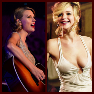 Jennifer Lawrence, Taylor Swift & More Nab Golden Globe Award Nominations