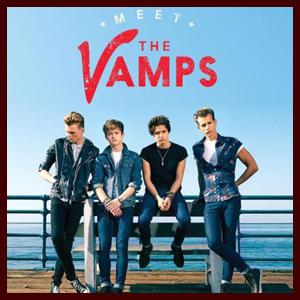 The Vamps to Release Debut Album 'Meet the Vamps' April 14 in UK – Listen to 5 Sneak Peeks