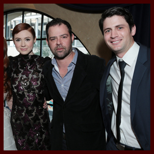 "Junket Interview: Karen Gillan & ""OCULUS"" Cast Talk Shooting Intense Scenes, Favorite Horror Movies & More"