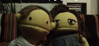 "Alex & Sierra Get ""Puppet-fied"" in ""Scarecrow"" Lyric Video Sneak Peek"