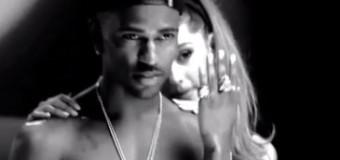 "Ariana Grande Teases ""Problem"" Music Video with Big Sean & Iggy Azalea"