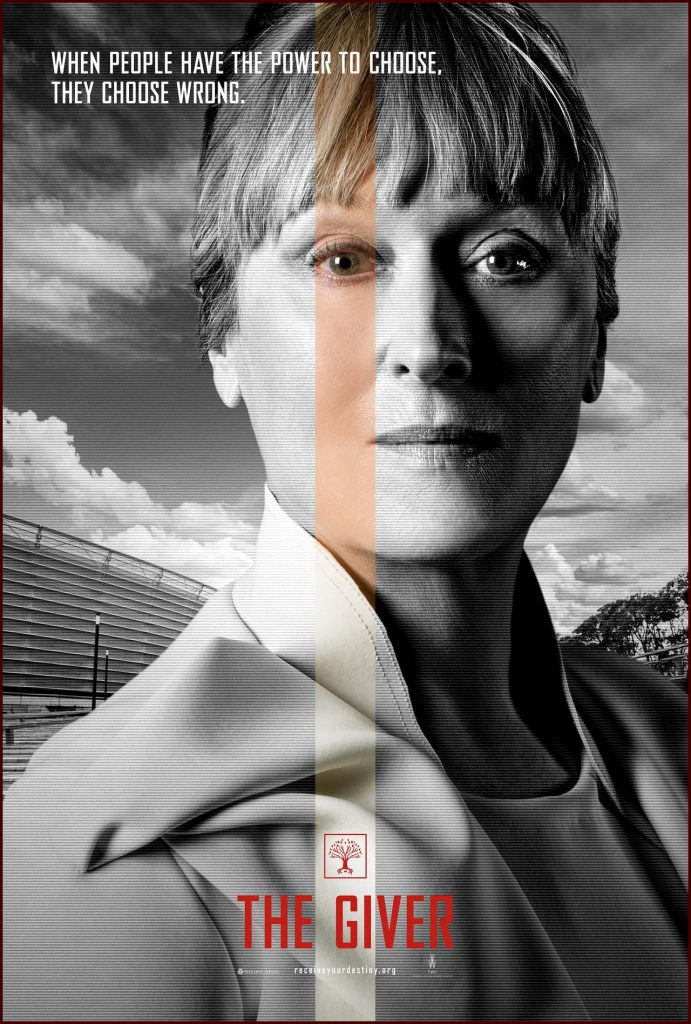 thegiver-merylstreep-poster