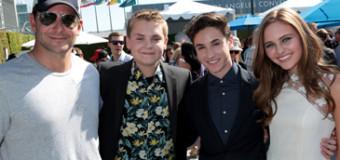 'Earth to Echo' Premieres at the LA Film Festival