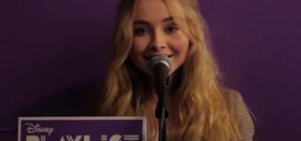 "Sabrina Carpenter Covers Imagine Dragons ""Radioactive"" – Watch!"