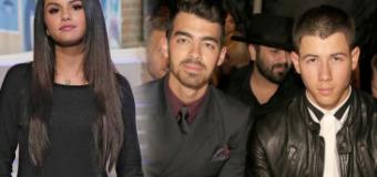 Selena Gomez Shows Off Adidas Neo Label While Nick & Joe Jonas Check Out Richard Chai Show
