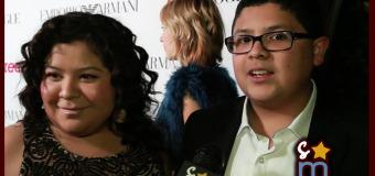 Raini & Rico Rodriguez Talk Austin & Ally Bullying Episode & Modern Family