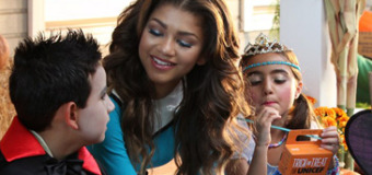 Zendaya Named 2014 Trick-or-Treat for UNICEF Spokesperson