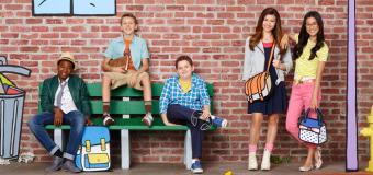 "On Set of Disney XD's New Show ""Kirby Buckets"""