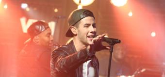 "Nick Jonas Performs on VH1's Big Morning Buzz Live & Talks ""Kingdom"""