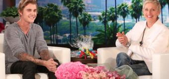 Justin Bieber Posts Heartfelt Apology Video & Surprises Ellen