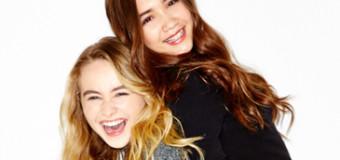 Rowan Blanchard & Sabrina Carpenter Land New Disney Channel Original Movies