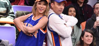 Taylor Swift & Jimmy Fallon Show Off Their Jumbotron Dancing Skills