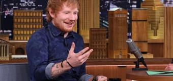 Ed Sheeran Sings Heavy Metal Songs & Talks Eating Pizza with Beyonce & Jay Z