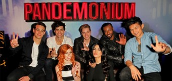 """Shadowhunters"" Is Coming January 12! Watch a Sneak Peek"