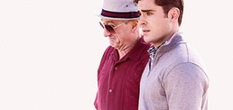 Zac Efron & Robert De Niro Buddy Up in New 'Dirty Grandpa' Stills