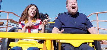 Selena Gomez Rides a Rollercoaster & Talks Boys in Hilarious Carpool Karaoke with James Corden